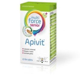 Apipharma Apivit Multiforce Senior