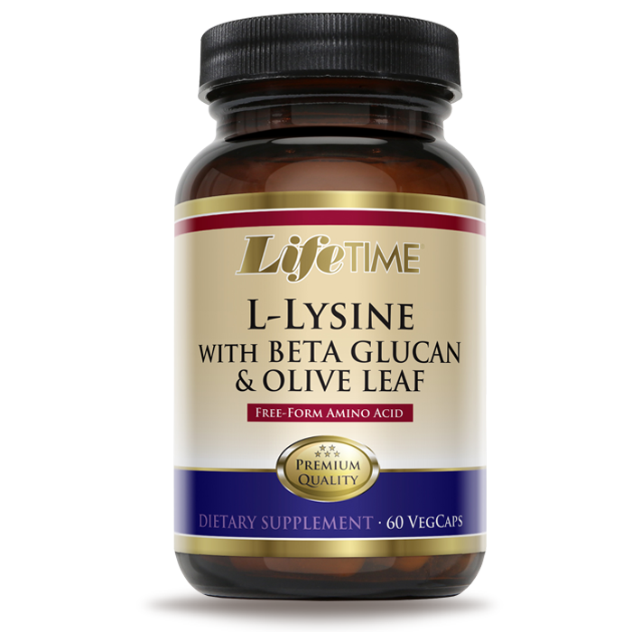 Lifetime L-lizin sa beta glukanom i listom masline
