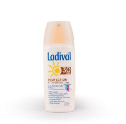 Ladival Protection&Tanning sprej SPF 30