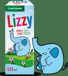 Dietpharm Lizzy Bijeli sljez