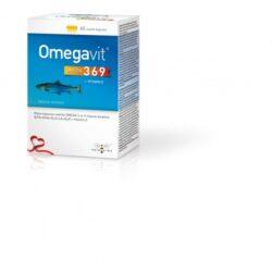 Apipharma Omegavit 3-6-9 meke kapsule