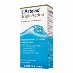 Artelac Triple Action kapi za oči 10ml