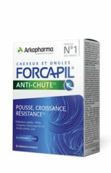FORCAPIL ANTI-CHUTE tablete